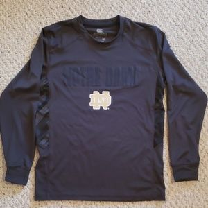 Notre Dame youth 12-14 long sleeved T